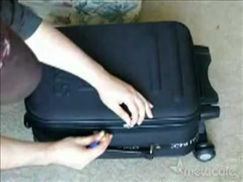 It is So Easy to Open a Baggage