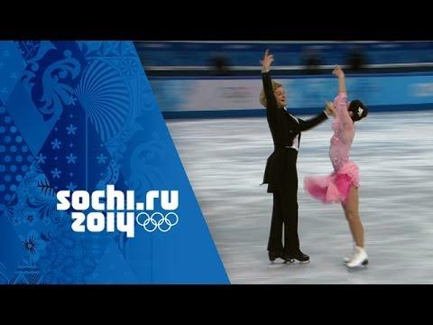 Figure Skating - Ice Dance Short Program | Sochi 2014 Winter Olympics