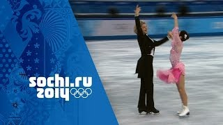 Figure Skating - Ice Dance Short Program | Sochi 2014 Winter Olympics