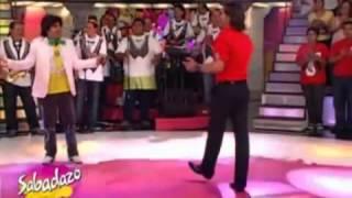 Mark Tacher cantando en Sabadazo 12/11/11