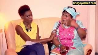 Maman Grâce Kalanga parle de Serviteurs...