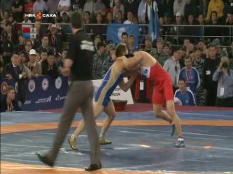 Тютрин Арыйаан бронзовый призер чемпионата России