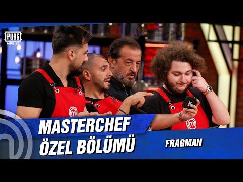 MASTERCHEF PUBG MOBILE ÖZEL - FRAGMAN l @MasterChef Türkiye