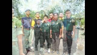 Latihan intensif bakal komander 2011