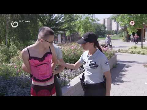 POLICAJTI V AKCII (7.5.2018 o 14:50 na JOJke)