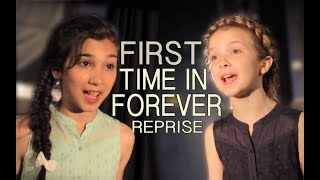"""First Time in Forever Reprise"" (Frozen) COVER by Isabelle Methven & Jennifer Brown, Spirit YPC."