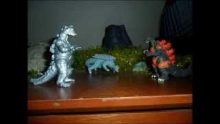 Godzilla Rezurrection | Stop Motion Animation