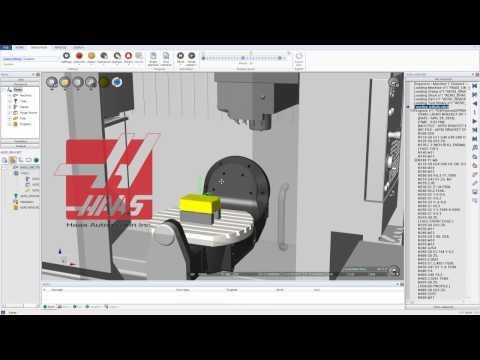 NCSIMUL MACHINE |  Machine Tool Showroom