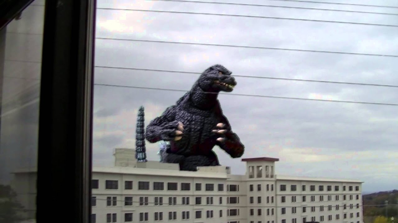 recorded kaiju sighting 2 youtube