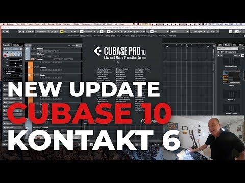 Cubase 10 & Kontakt 6 – What's in it for Film Composers