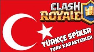 HERŞEYİ TÜRKÇE ROYALE !! AS BAYRAKLARI AS !! Savaş Meydanı