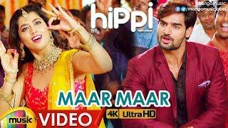 Maar Maar Full Video Song 4k  Hippi Movie Songs  Kartikeya  Digangana  Shradda Das  Mango Music