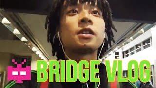 布瑞吉 BRIDGE VLOG #1 ROLLING LOUD 【 让美国人看我们演出 】
