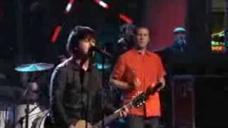 Green Day East Jesus Nowhere (Live with Will Ferrell)
