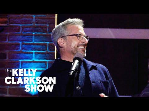 Chris Carmichael - Best Start To Kelly Clarkson Show - Steve Carell