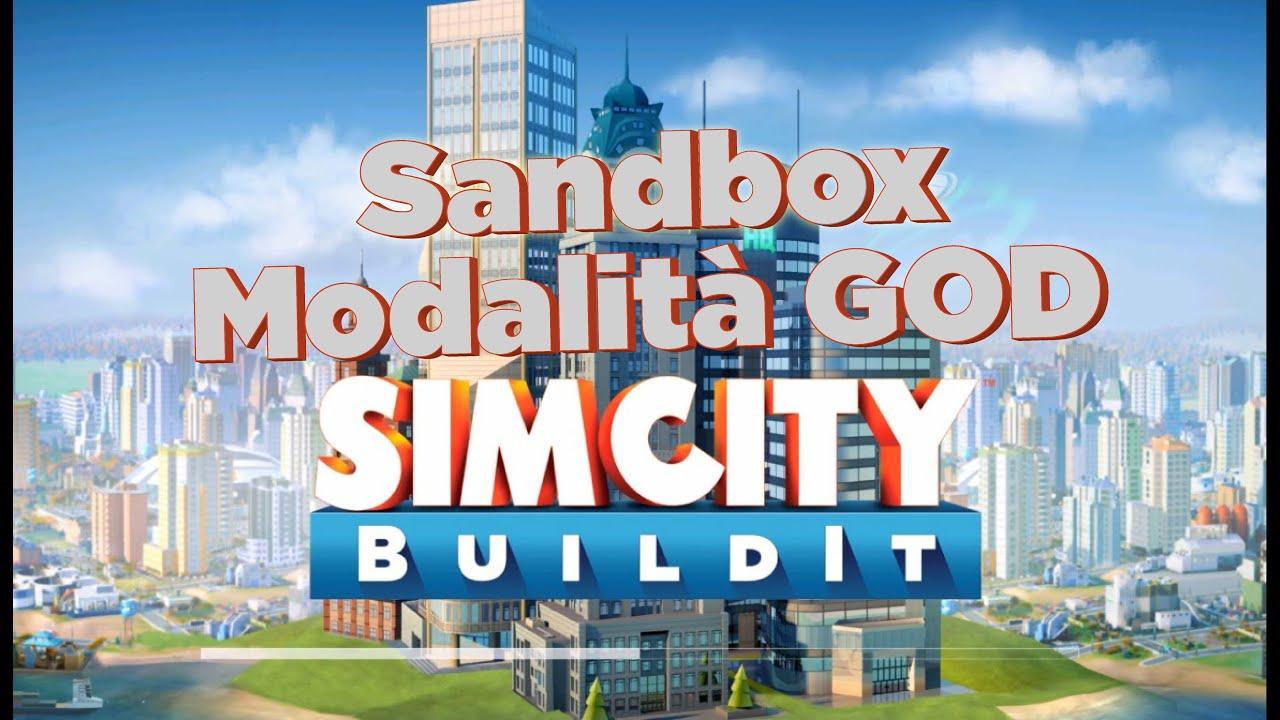 Simcity Buildit Sandbox