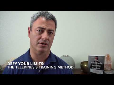 Powerful telekinesis training tool from Sean McNamara of MindPossible.com