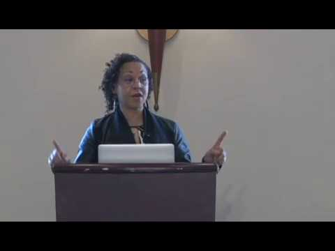 Lecture: Post Traumatic Slave Syndrome by Dr. Joy DeGruy