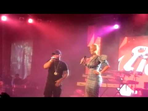 Eddie Blay & Amber Rose - Introducing D'Cryme (Vodafone 020 Live Concert).MOV