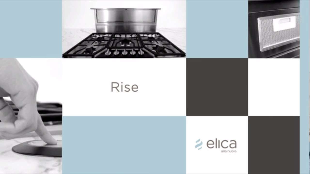 elica downdraft range hood rise - Downdraft Range