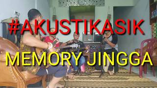 MEMORY JINGGA - POWER METAL (THE BENDON'S COVER AKUSTIK)