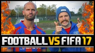 Video FOOTBALL VS FIFA WITH DANIEL CUTTING! download MP3, 3GP, MP4, WEBM, AVI, FLV Agustus 2018