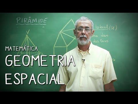 Matemática: Geometria Espacial Volume do Cone Circular Reto