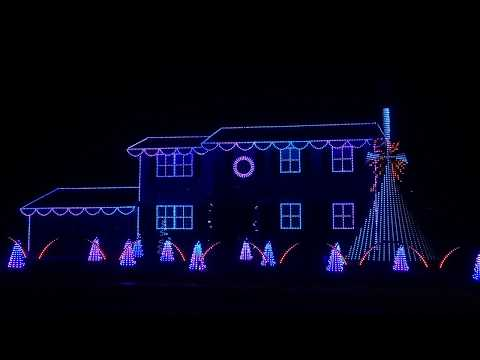 Cranbury Christmas Lights Pentatonix Hallelujah. 2017 Ni Family Lights    Pentatonix   Hallelujah