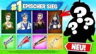*NEU* Random SKIN CHALLENGE in Fortnite Battle Royale