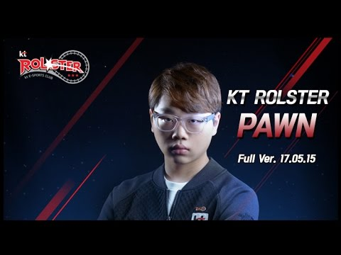 [FULL] 170515 kt Rolster 폰 Pawn 아프리카TV Live