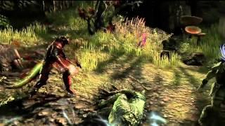 The Elder Scrolls Online - Новый геймплей и Создание персонажей