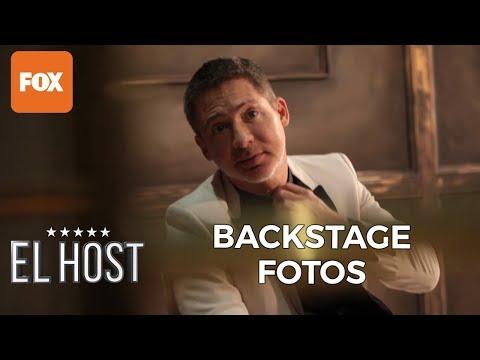 El Host   Backstage de Fotos   Canal Fox