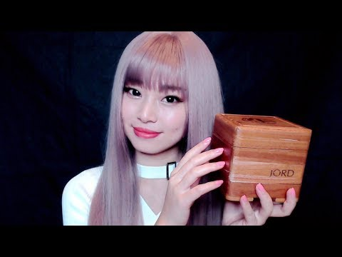 [ASMR] Oh What a Tingly Sound - Wood Triggers
