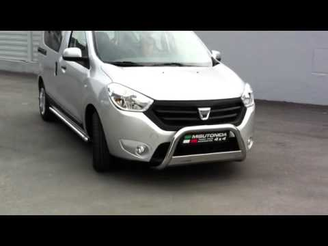 misutonida 4x4 italy dacia dokker accessories youtube. Black Bedroom Furniture Sets. Home Design Ideas