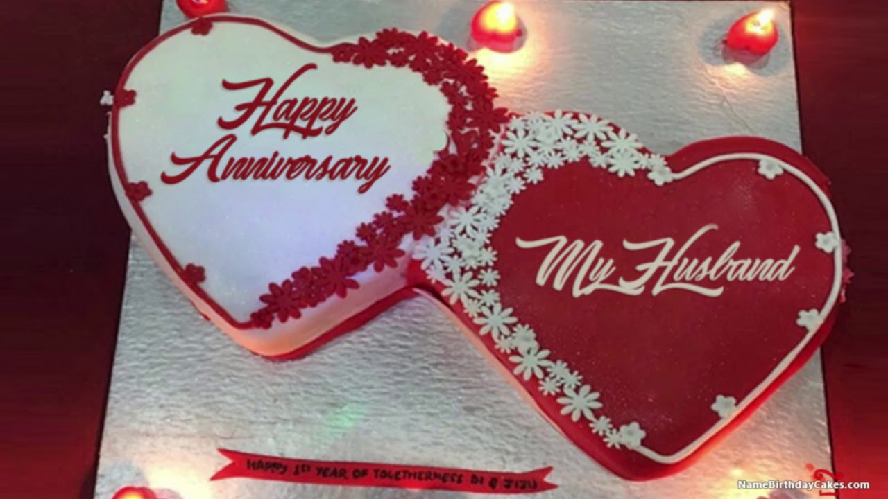 Romantic Happy Anniversary Wishes For Husband Youtube