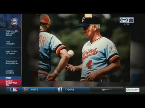 Sunday Insider: Twins' Roy Smalley shares what he learned from Gene Mauch