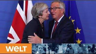 EU-KRISENGIPFEL: Kann das Brexit-Chaos noch verhindert werden?