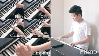 17 Agustus 1945 - Hari Merdeka (Piano & Orchestra)