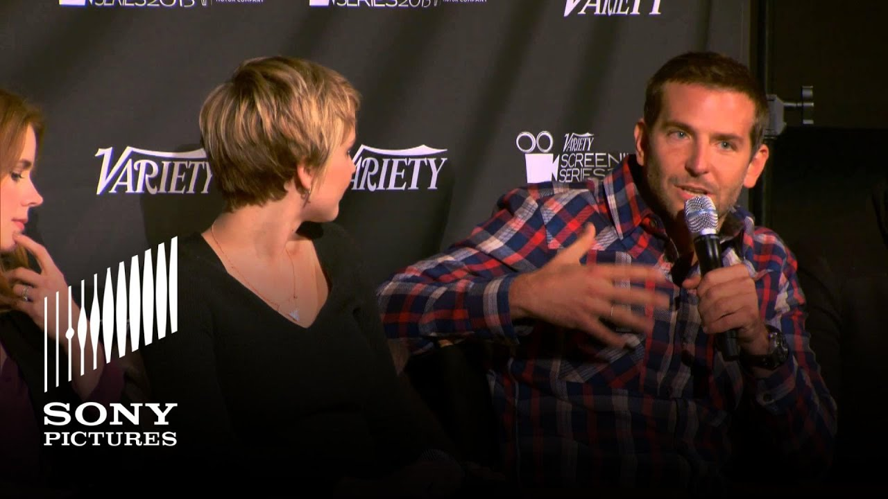 American Hustle A Conversation With Bradley Cooper