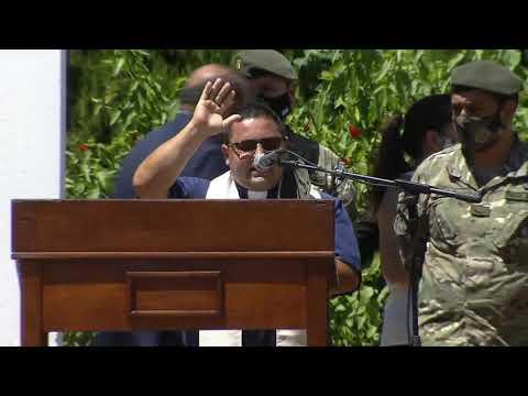 El presidente encabezó el acto por el aniversario del nacimiento de José de San Martín