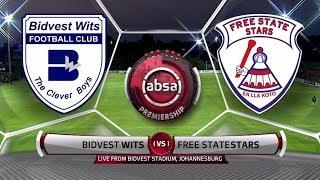 Absa Premiership 2017/19 | Bidvest Wits vs Free State Stars