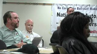 End the Occupations! Socialist Action Socialism 2011 PART 8