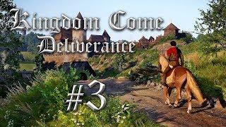 Kingdom Come Deliverance Lets Play Deutsch #3 (PC ULTRA) - Kingdom Come Deliverance Gameplay German