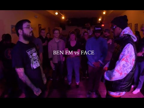 FACE vs Ben FM from the BYOB Event