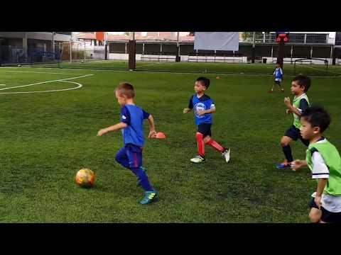 Football Festival in Bangkok Galaxy Football Academy
