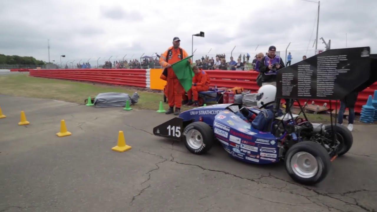 USM14 Formula Student UK - YouTube