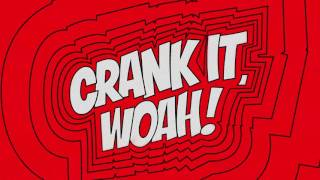 Kideko & George Kwali - Crank It (Woah!) feat. Nadia Rose & Sweetie Irie [Official Audio]