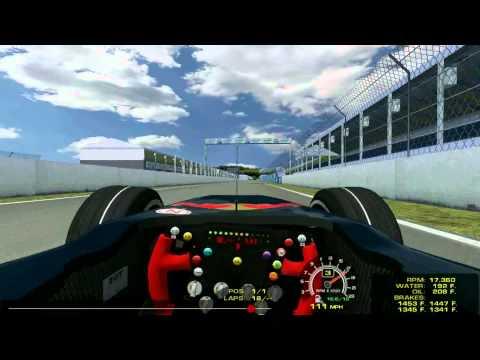 Scuderia Toro Rosso Str 2 Montreal Cockpit View From Youtube ... | {Auto cockpit straße 52}