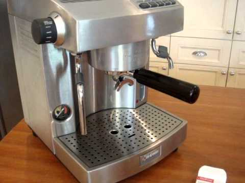 Breville Cafe Series Coffee Machine