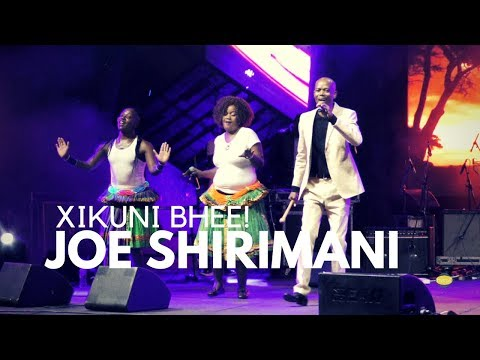 JOE SHIRIMANI- XIKU NI BHEE! (LIVE AT MAPUNGUBWE JAZZ FESTIVAL 2017)
